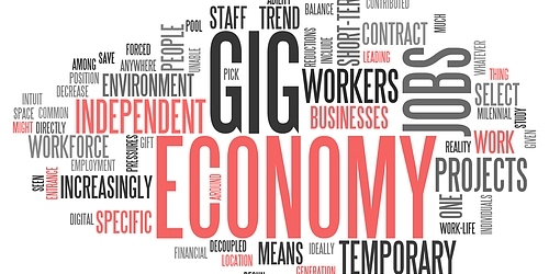The Gig Economy - It's really bad..........Isn't it?