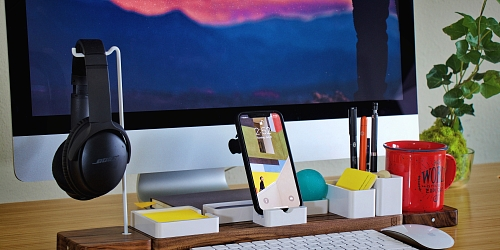 Tips for a tidy desk